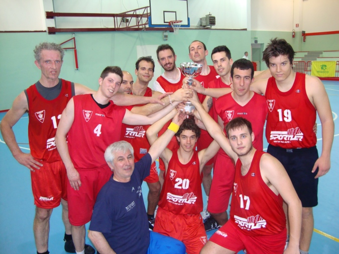 I°CL. UISP AS 2011-12